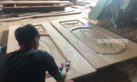Xưởng mộc Bình Dương chuyên đồ gỗ