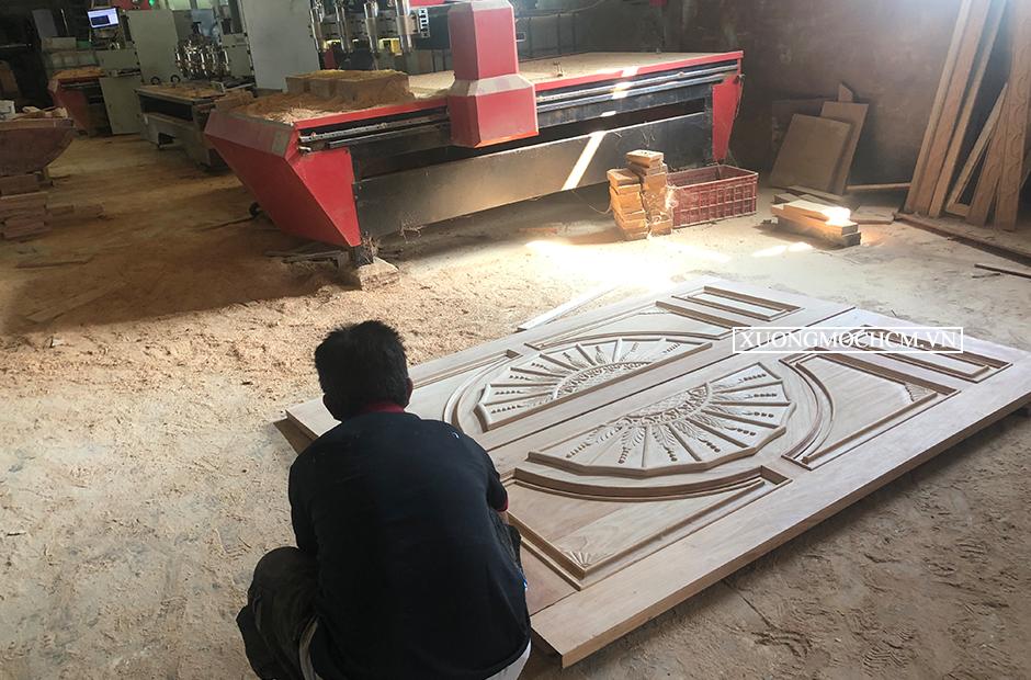 Xưởng mộc quận 4 chuyên đồ gỗ