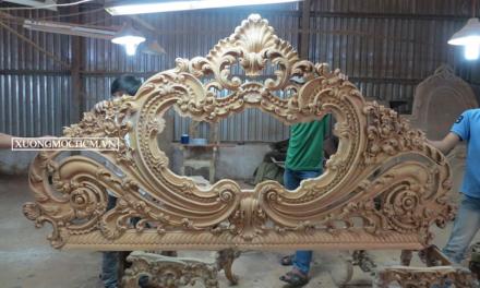 Xưởng mộc quận 7 chuyên đồ gỗ nội thất