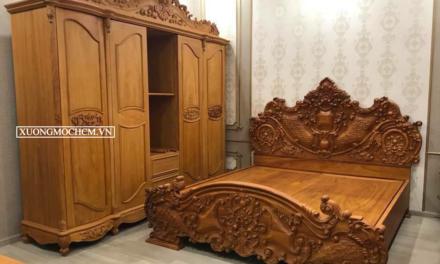 Đóng giường ngủ giá rẻ ở đâu tại Tp HCM