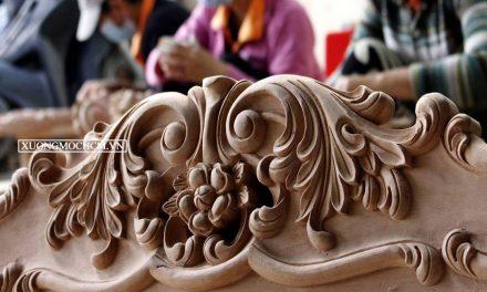 Xưởng mộc Dĩ An Bình Dương chuyên đồ gỗ giá gốc