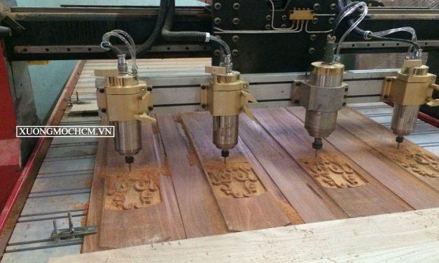 Xưởng mộc tại Cần Thơ chuyên đóng đồ gỗ