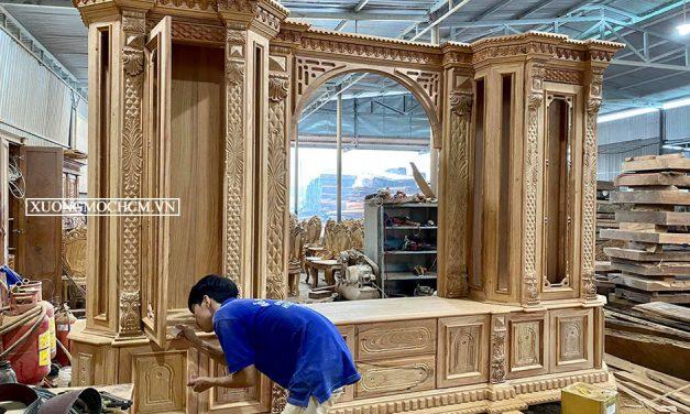 Xưởng mộc ở Long Thành Đồng nai