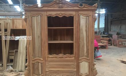 Xưởng mộc tại quận 12 nhận đóng đồ gỗ